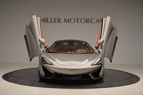 Used 2017 McLaren 570GT for sale Sold at Pagani of Greenwich in Greenwich CT 06830 13