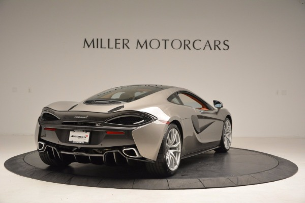 Used 2017 McLaren 570GT for sale Sold at Pagani of Greenwich in Greenwich CT 06830 7