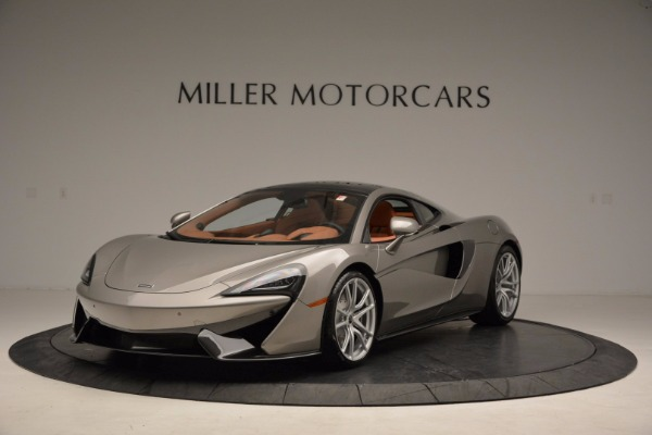 Used 2017 McLaren 570GT for sale Sold at Pagani of Greenwich in Greenwich CT 06830 1