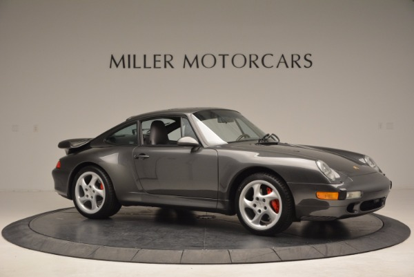 Used 1996 Porsche 911 Turbo for sale Sold at Pagani of Greenwich in Greenwich CT 06830 10