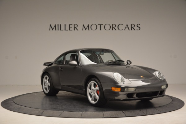 Used 1996 Porsche 911 Turbo for sale Sold at Pagani of Greenwich in Greenwich CT 06830 11