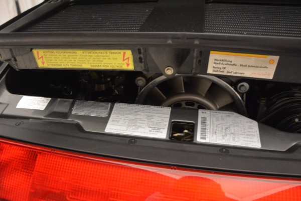 Used 1996 Porsche 911 Turbo for sale Sold at Pagani of Greenwich in Greenwich CT 06830 14