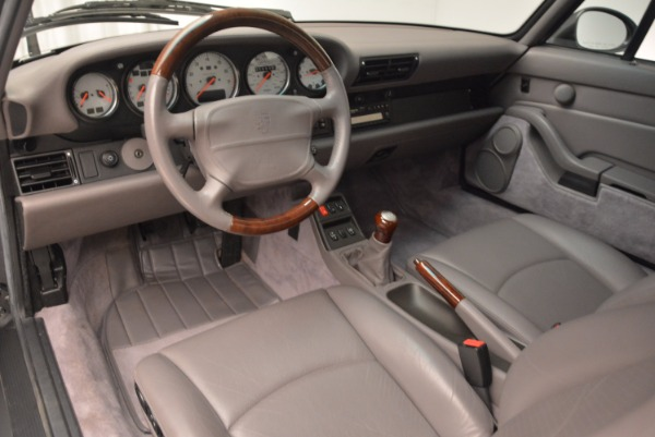 Used 1996 Porsche 911 Turbo for sale Sold at Pagani of Greenwich in Greenwich CT 06830 17