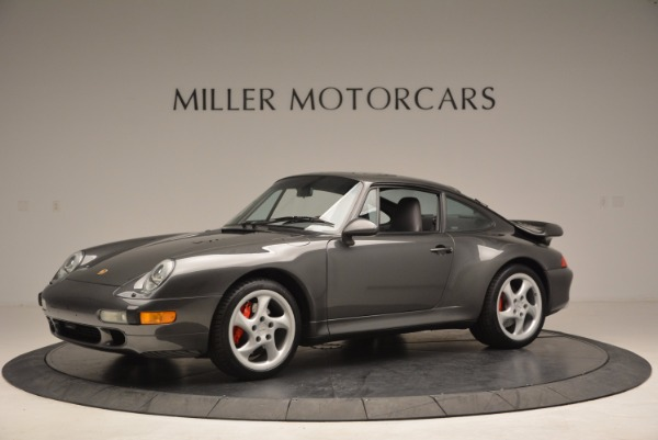 Used 1996 Porsche 911 Turbo for sale Sold at Pagani of Greenwich in Greenwich CT 06830 2