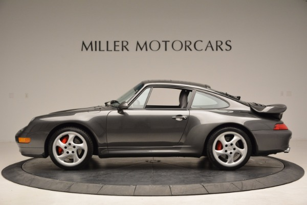 Used 1996 Porsche 911 Turbo for sale Sold at Pagani of Greenwich in Greenwich CT 06830 3