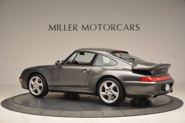 Used 1996 Porsche 911 Turbo for sale Sold at Pagani of Greenwich in Greenwich CT 06830 4