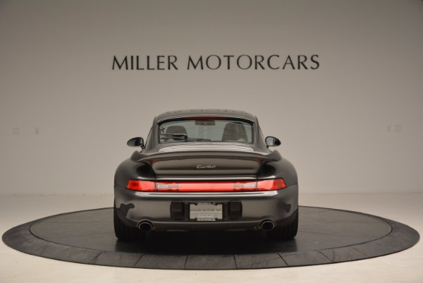 Used 1996 Porsche 911 Turbo for sale Sold at Pagani of Greenwich in Greenwich CT 06830 6