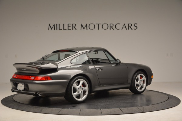 Used 1996 Porsche 911 Turbo for sale Sold at Pagani of Greenwich in Greenwich CT 06830 8