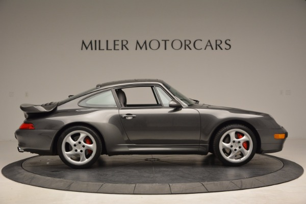 Used 1996 Porsche 911 Turbo for sale Sold at Pagani of Greenwich in Greenwich CT 06830 9