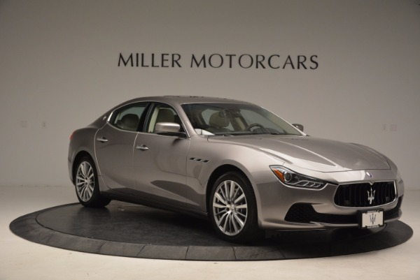 Used 2015 Maserati Ghibli S Q4 for sale Sold at Pagani of Greenwich in Greenwich CT 06830 11