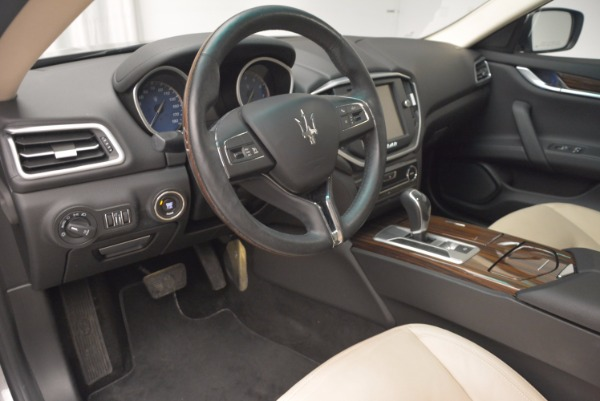 Used 2015 Maserati Ghibli S Q4 for sale Sold at Pagani of Greenwich in Greenwich CT 06830 13