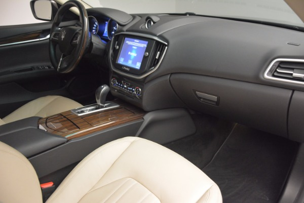 Used 2015 Maserati Ghibli S Q4 for sale Sold at Pagani of Greenwich in Greenwich CT 06830 19