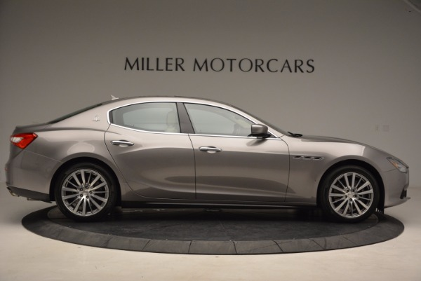 Used 2015 Maserati Ghibli S Q4 for sale Sold at Pagani of Greenwich in Greenwich CT 06830 9