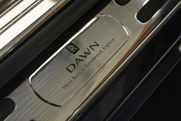 New 2016 Rolls-Royce Dawn for sale Sold at Pagani of Greenwich in Greenwich CT 06830 20