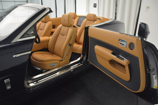 New 2016 Rolls-Royce Dawn for sale Sold at Pagani of Greenwich in Greenwich CT 06830 22