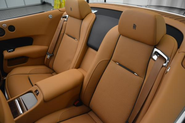 New 2016 Rolls-Royce Dawn for sale Sold at Pagani of Greenwich in Greenwich CT 06830 25