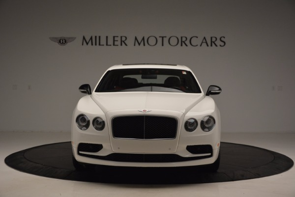 New 2017 Bentley Flying Spur V8 S for sale Sold at Pagani of Greenwich in Greenwich CT 06830 12