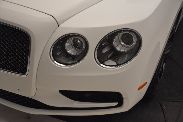 New 2017 Bentley Flying Spur V8 S for sale Sold at Pagani of Greenwich in Greenwich CT 06830 15