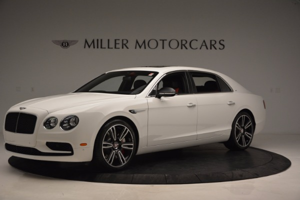 New 2017 Bentley Flying Spur V8 S for sale Sold at Pagani of Greenwich in Greenwich CT 06830 2
