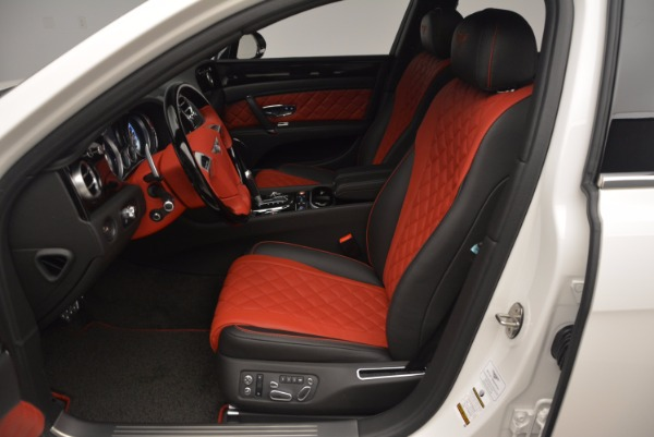 New 2017 Bentley Flying Spur V8 S for sale Sold at Pagani of Greenwich in Greenwich CT 06830 25