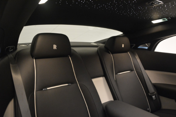New 2017 Rolls-Royce Wraith for sale Sold at Pagani of Greenwich in Greenwich CT 06830 28