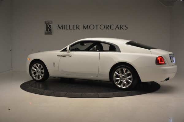 New 2017 Rolls-Royce Wraith for sale Sold at Pagani of Greenwich in Greenwich CT 06830 4