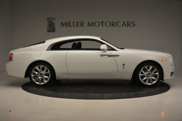 New 2017 Rolls-Royce Wraith for sale Sold at Pagani of Greenwich in Greenwich CT 06830 9