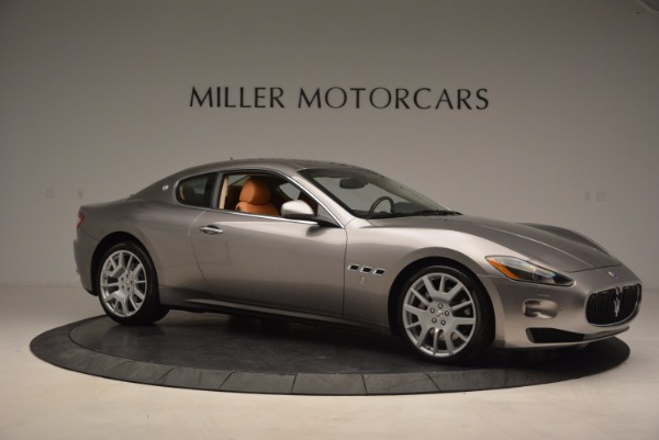 Used 2009 Maserati GranTurismo S for sale Sold at Pagani of Greenwich in Greenwich CT 06830 10