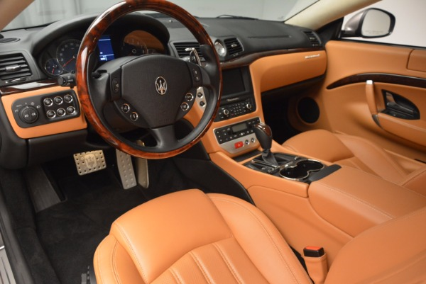 Used 2009 Maserati GranTurismo S for sale Sold at Pagani of Greenwich in Greenwich CT 06830 13