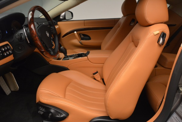 Used 2009 Maserati GranTurismo S for sale Sold at Pagani of Greenwich in Greenwich CT 06830 14