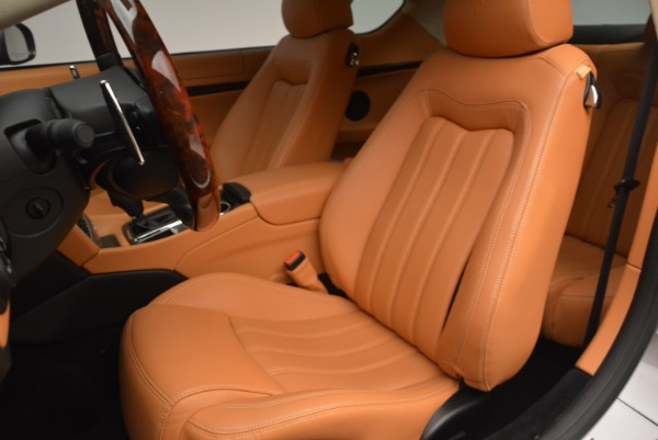 Used 2009 Maserati GranTurismo S for sale Sold at Pagani of Greenwich in Greenwich CT 06830 15