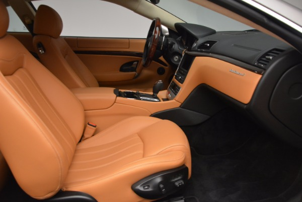 Used 2009 Maserati GranTurismo S for sale Sold at Pagani of Greenwich in Greenwich CT 06830 18
