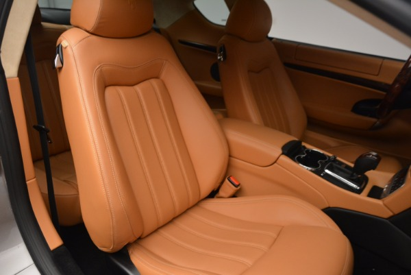 Used 2009 Maserati GranTurismo S for sale Sold at Pagani of Greenwich in Greenwich CT 06830 19