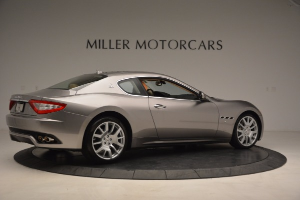 Used 2009 Maserati GranTurismo S for sale Sold at Pagani of Greenwich in Greenwich CT 06830 8