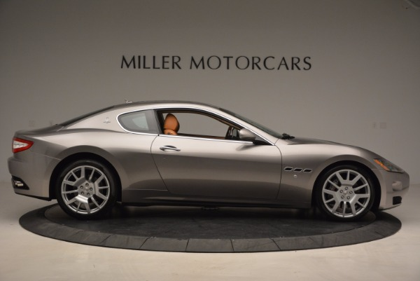 Used 2009 Maserati GranTurismo S for sale Sold at Pagani of Greenwich in Greenwich CT 06830 9