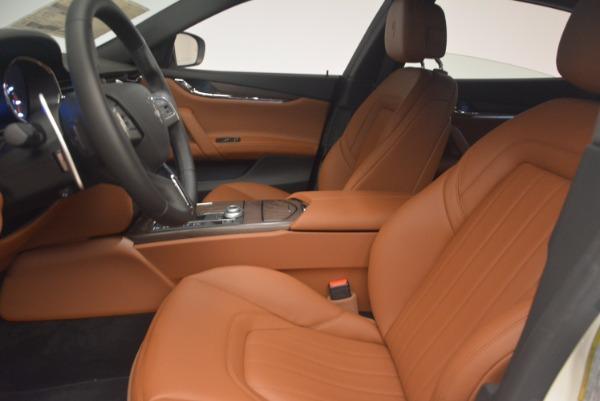 Used 2017 Maserati Quattroporte SQ4 for sale Sold at Pagani of Greenwich in Greenwich CT 06830 14