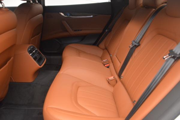 Used 2017 Maserati Quattroporte SQ4 for sale Sold at Pagani of Greenwich in Greenwich CT 06830 18