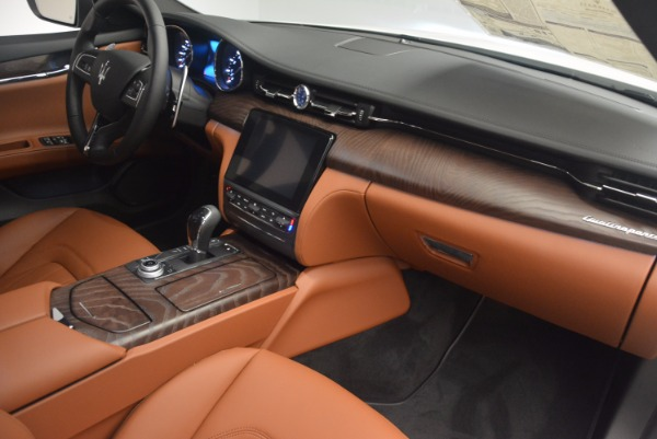 Used 2017 Maserati Quattroporte SQ4 for sale Sold at Pagani of Greenwich in Greenwich CT 06830 22