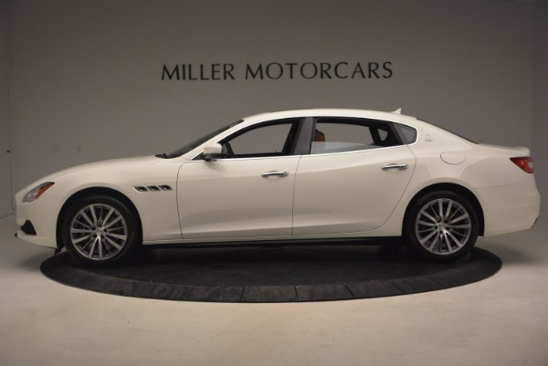 Used 2017 Maserati Quattroporte SQ4 for sale Sold at Pagani of Greenwich in Greenwich CT 06830 3