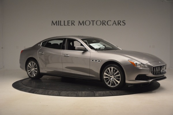 New 2017 Maserati Quattroporte SQ4 for sale Sold at Pagani of Greenwich in Greenwich CT 06830 10