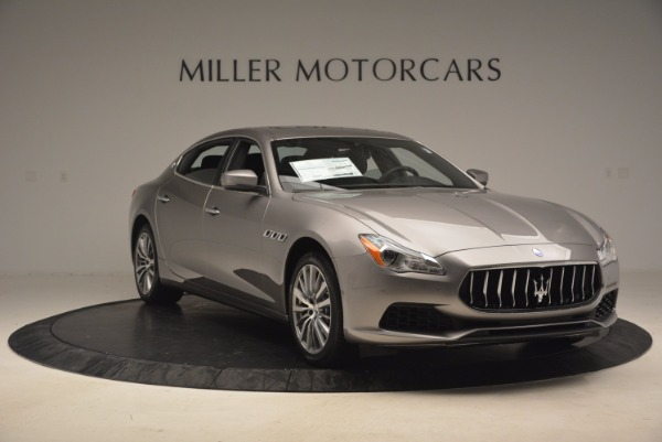 New 2017 Maserati Quattroporte SQ4 for sale Sold at Pagani of Greenwich in Greenwich CT 06830 11