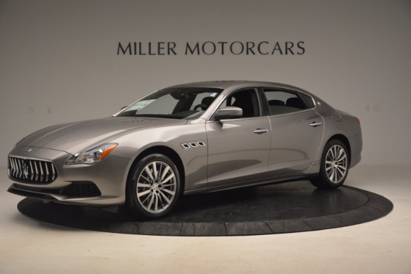 New 2017 Maserati Quattroporte SQ4 for sale Sold at Pagani of Greenwich in Greenwich CT 06830 2