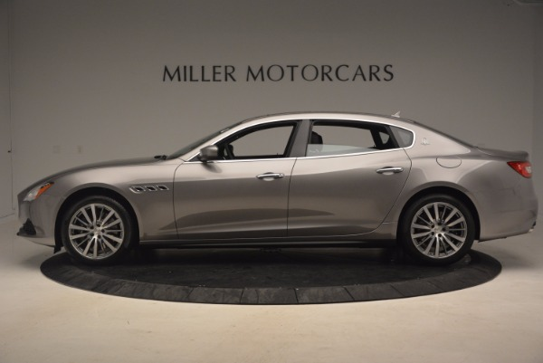 New 2017 Maserati Quattroporte SQ4 for sale Sold at Pagani of Greenwich in Greenwich CT 06830 3