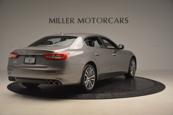 New 2017 Maserati Quattroporte SQ4 for sale Sold at Pagani of Greenwich in Greenwich CT 06830 7