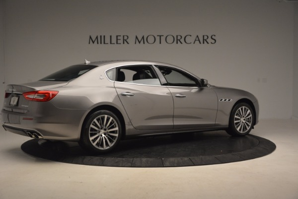 New 2017 Maserati Quattroporte SQ4 for sale Sold at Pagani of Greenwich in Greenwich CT 06830 8