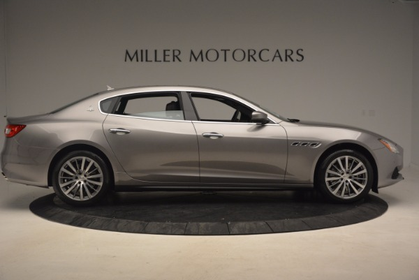 New 2017 Maserati Quattroporte SQ4 for sale Sold at Pagani of Greenwich in Greenwich CT 06830 9