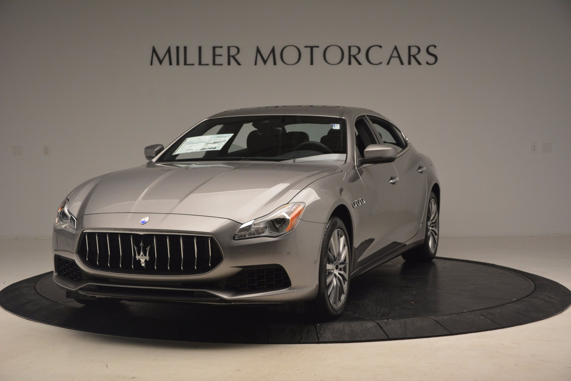 New 2017 Maserati Quattroporte SQ4 for sale Sold at Pagani of Greenwich in Greenwich CT 06830 1