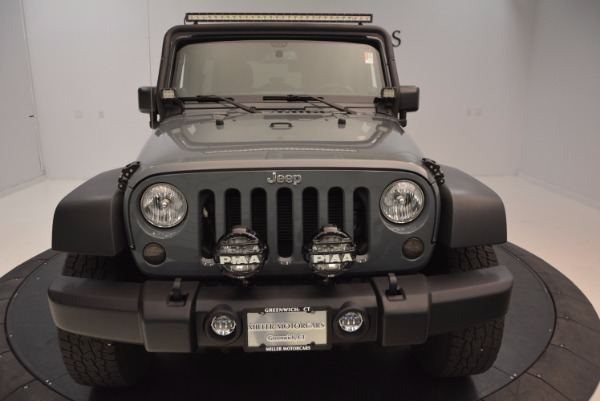 Used 2014 Jeep Wrangler Unlimited Sport for sale Sold at Pagani of Greenwich in Greenwich CT 06830 28