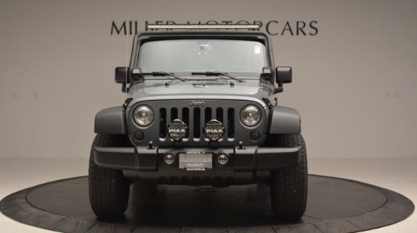 Used 2014 Jeep Wrangler Unlimited Sport for sale Sold at Pagani of Greenwich in Greenwich CT 06830 6