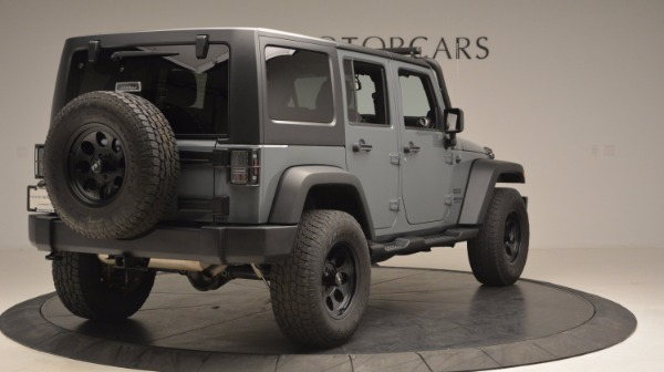 Used 2014 Jeep Wrangler Unlimited Sport for sale Sold at Pagani of Greenwich in Greenwich CT 06830 8